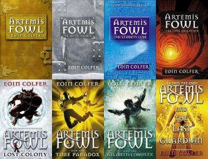 Artemis Fowl series