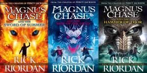 Magnus Chase series